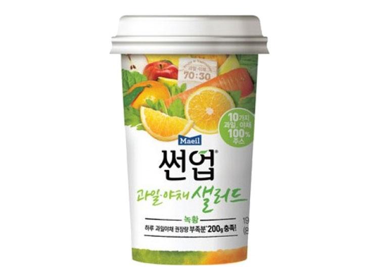 매일)썬업리치과일야채샐러드190ml