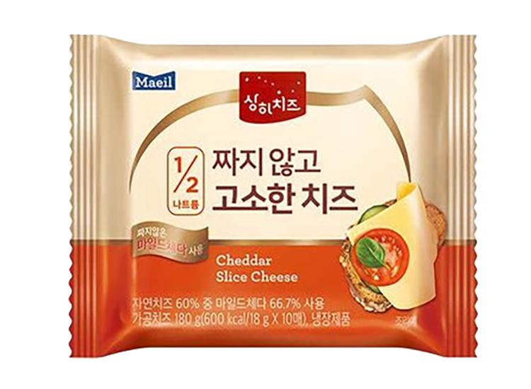 매일)짜지않고고소한치즈18g*10