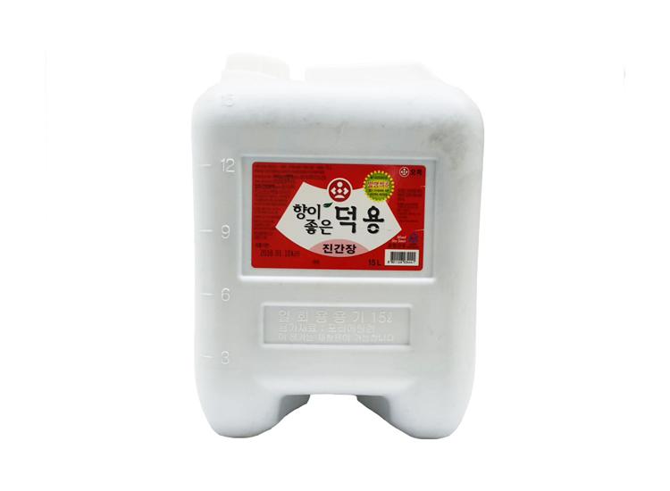 오복)향이좋은덕용진간장15L