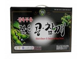 삼육)검은콩참깨190ml*24입