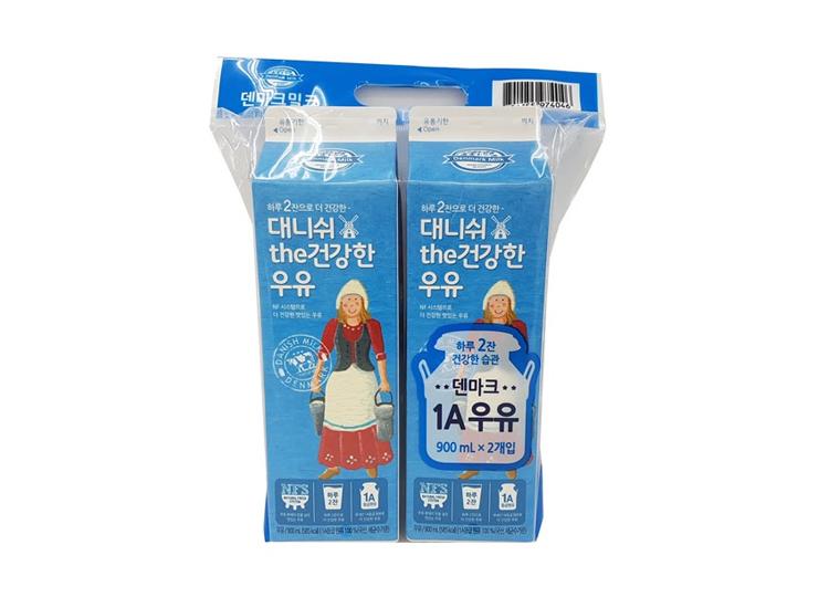 동원)대니쉬the건강우유900ml*2
