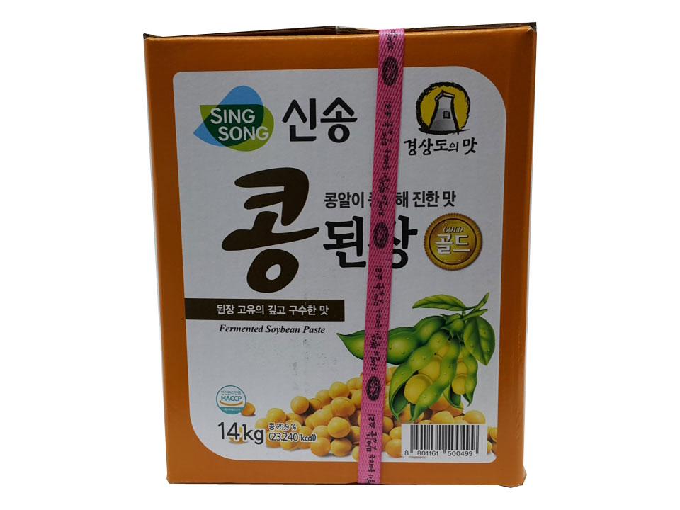 신송)콩된장14kg