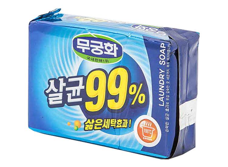 무궁화살균99%세탁비누230g