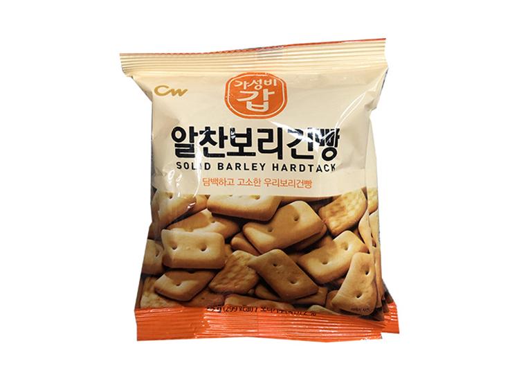 청우)알찬보리건빵75g*3