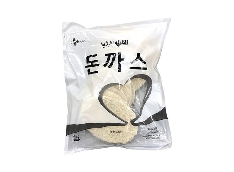 백설)맛있는돈까스1.3kg