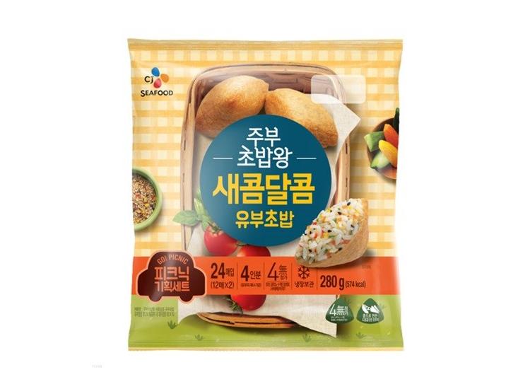 백설)주부초밥왕소풍기획280g