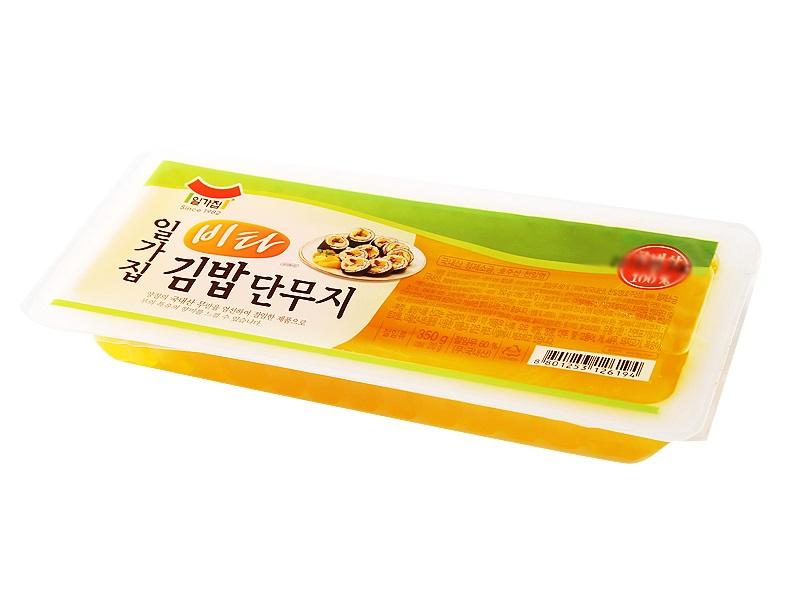 비타김밥단무지350g