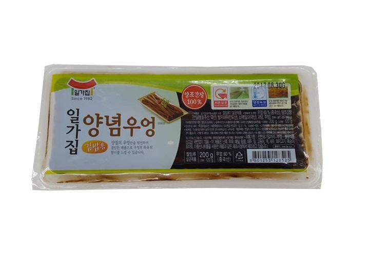 일가)양념우엉(김밥용)200g