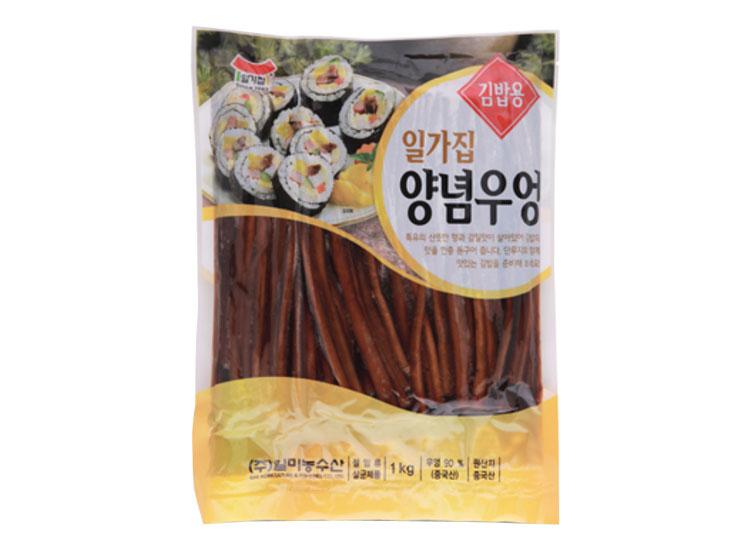일가집)양념우엉(김밥용)1kg