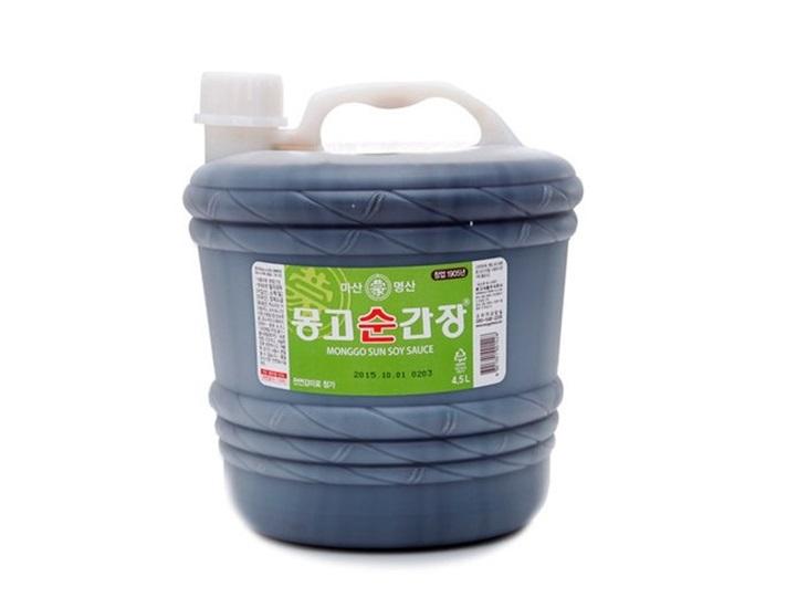 몽고순간장4.5L