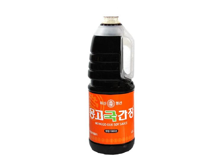 몽고국간장1.8L