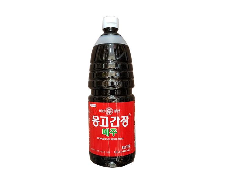 몽고메주간장1.8L