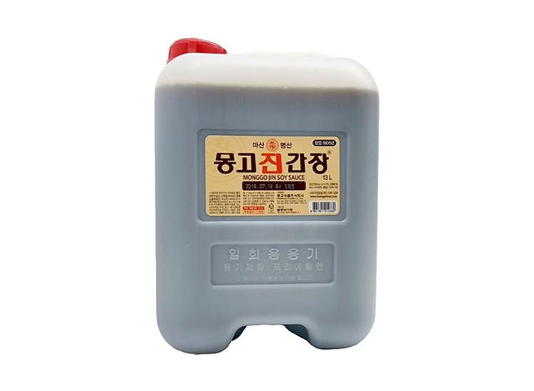 몽고진간장13L