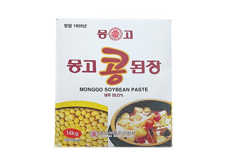 몽고콩된장14kg