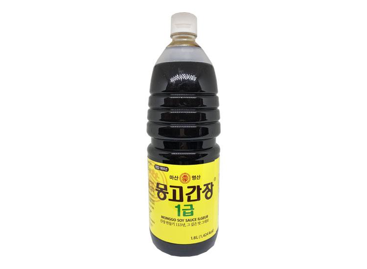 몽고1급간장1.5L