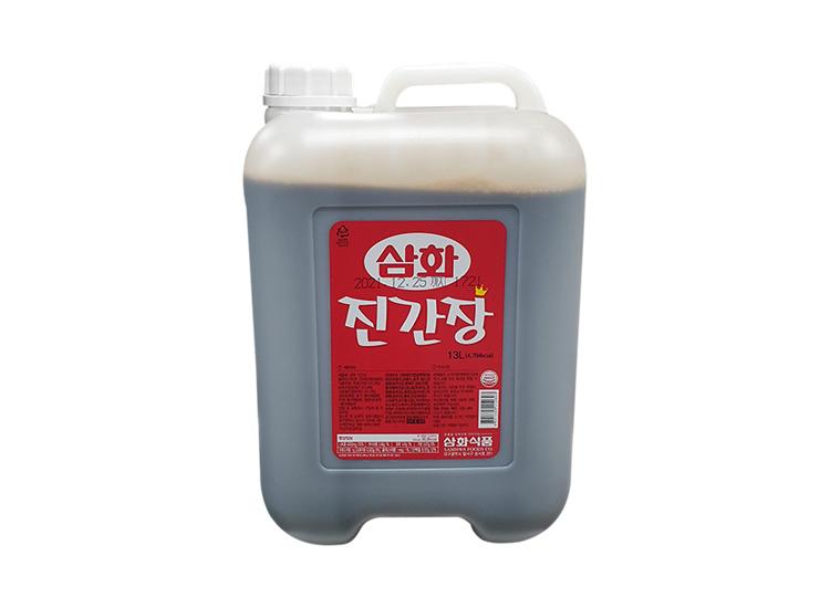 삼화진간장13L