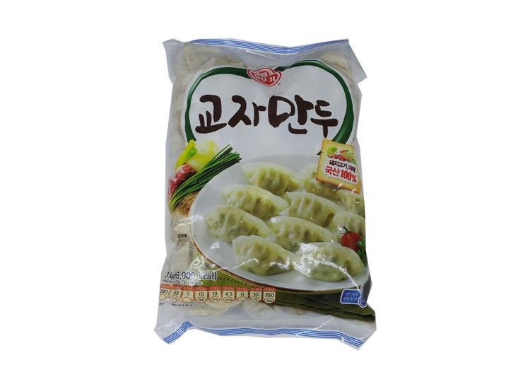 오뚜기)삼포교자만두3kg