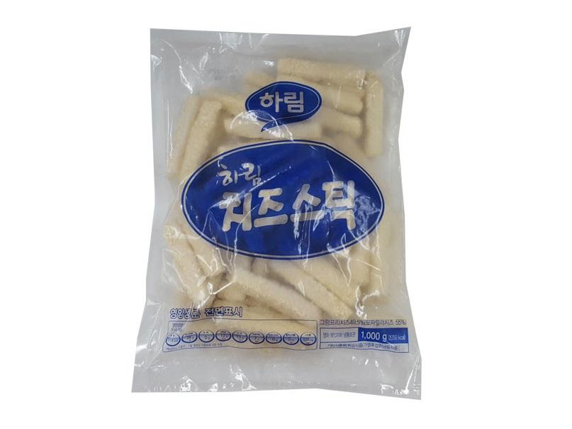 하림)치즈스틱1kg