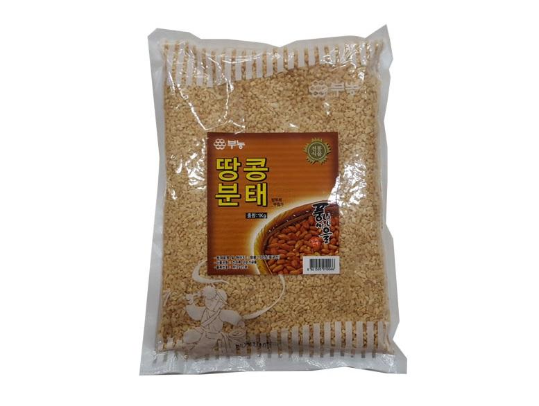 부농)땅콩가루(분태)1kg(굵게)