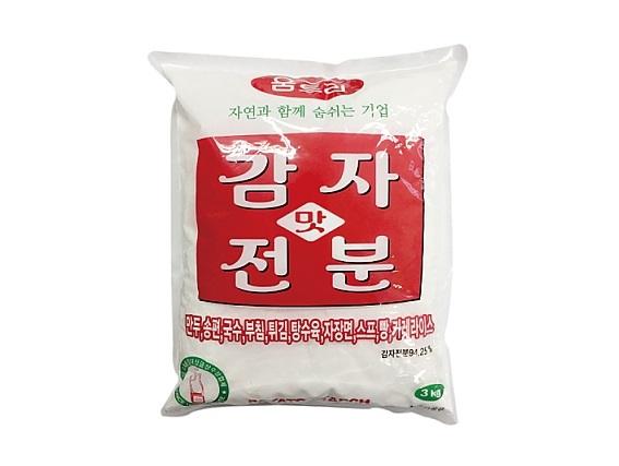 움트리)감자전분3kg