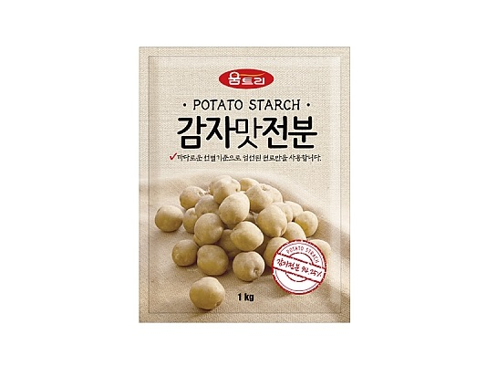 움트리)감자전분1kg
