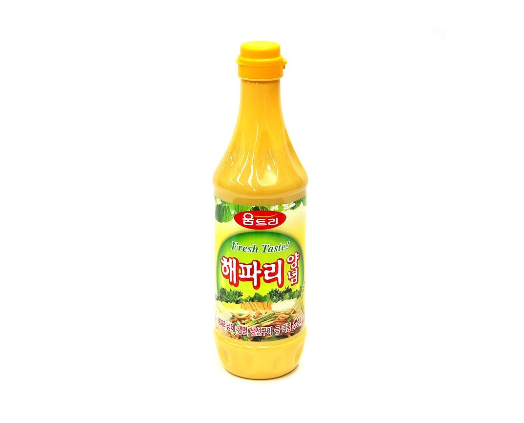 움트리)해파리냉채소스930g