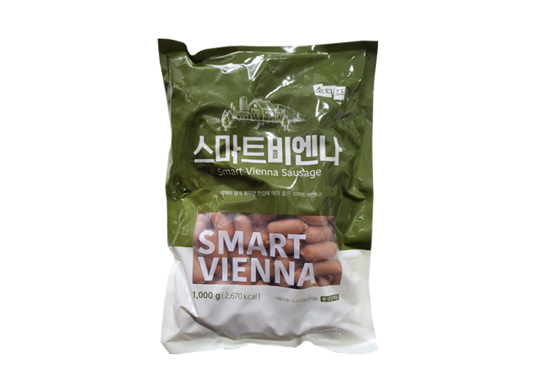소디프)스마트비엔나1kg