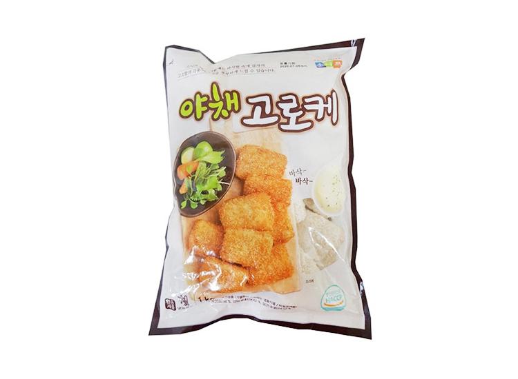 소디프)야채고로케1kg