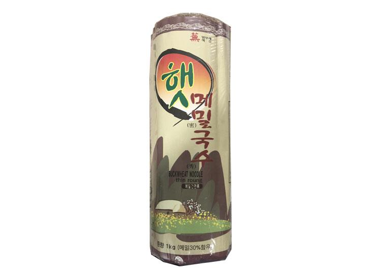 달성)햇메밀국수1kg