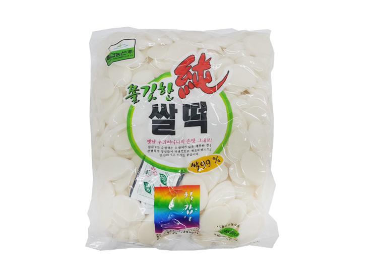 칠갑떡국2kg