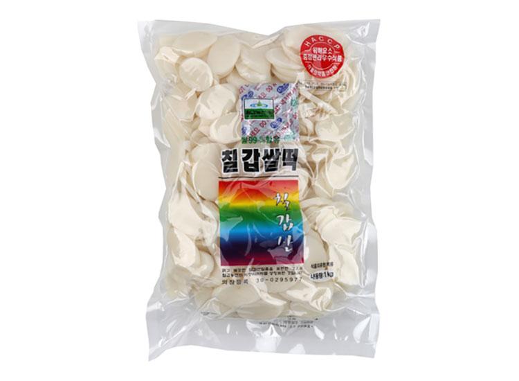 칠갑)쌀떡국1kg(수입)
