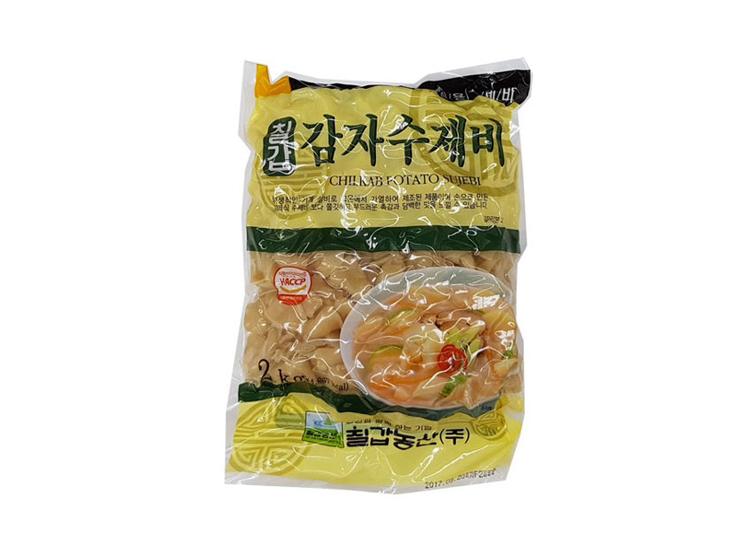 칠갑)감자수제비2kg