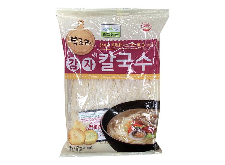 칠갑)복조리감자칼국수400g