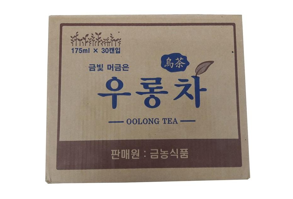 금농)우롱차175ml*30-box