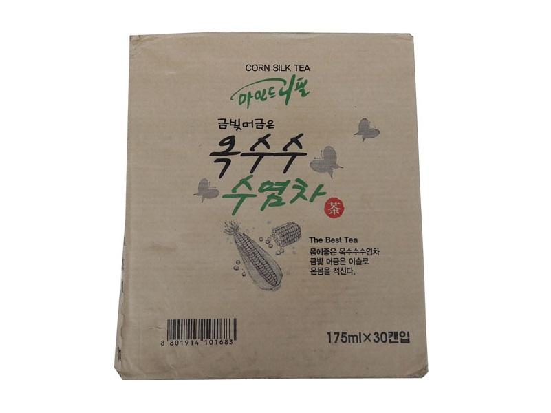 금농)옥수수수염차175ml*30-box