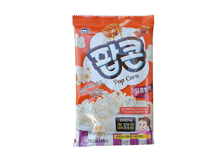 사조해표)팝콘달콤한맛90g