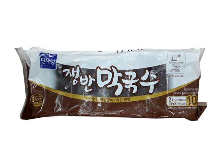 면사랑)쟁반막국수2kg