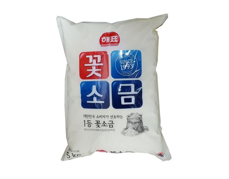 사조해표)꽃소금5kg
