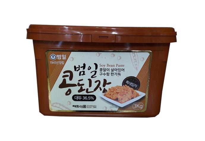 범일콩된장3kg