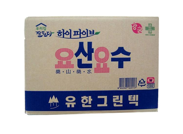 물티슈(요산요수)-box