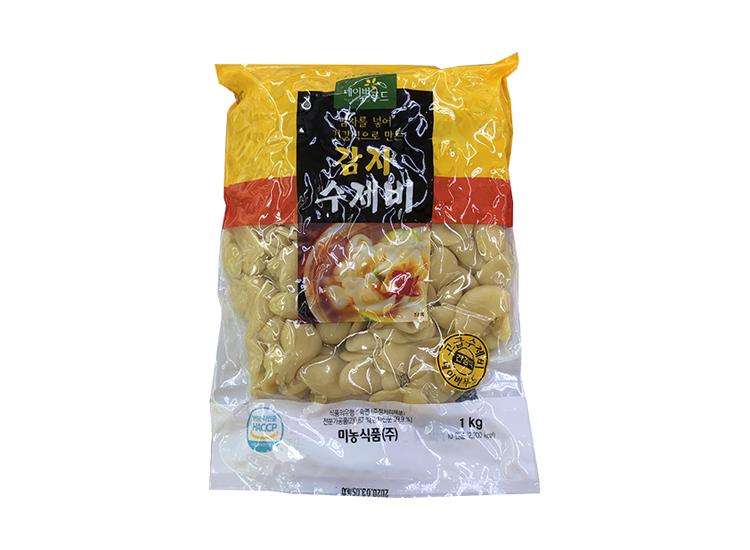 미농)푸른촌감자수제비1kg