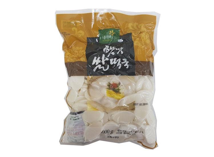 대림)미농햇맛쌀떡국1kg