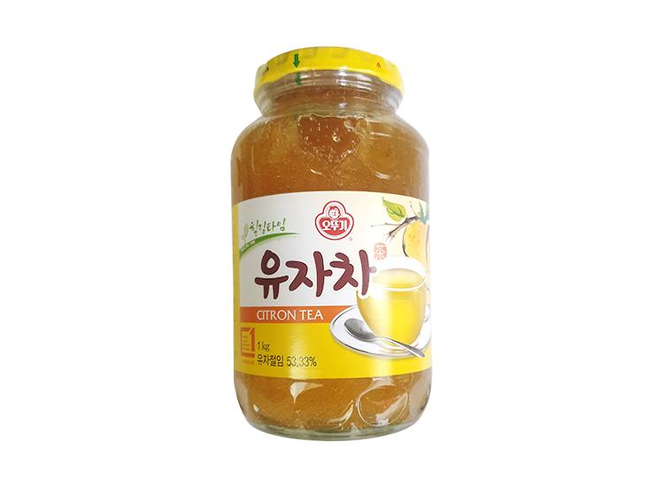 오뚜기)유자차1kg