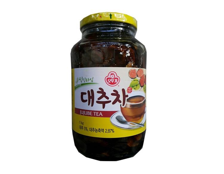 오뚜기)꿀대추차-7 1kg
