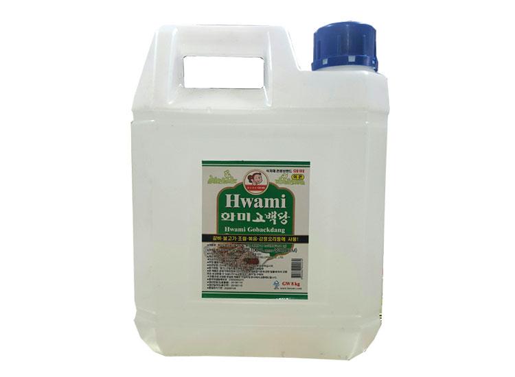 화미)이온물엿8kg(수입)