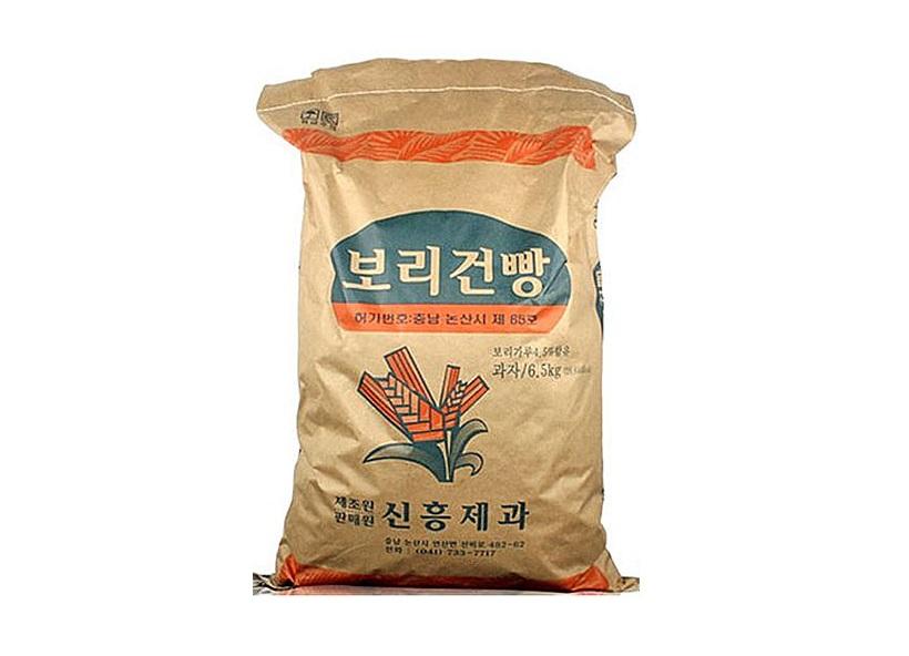 신흥)보리건빵6.5kg-포