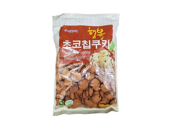 신흥)초코칩쿠키1.25kg