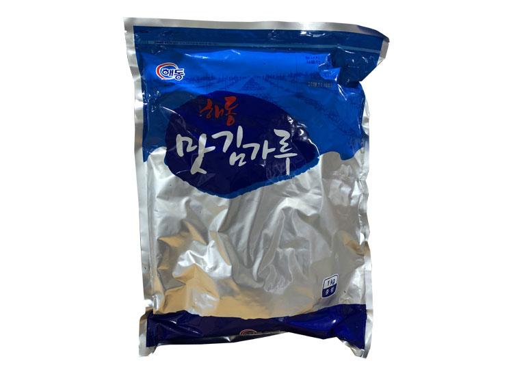 해동)맛김가루1kg