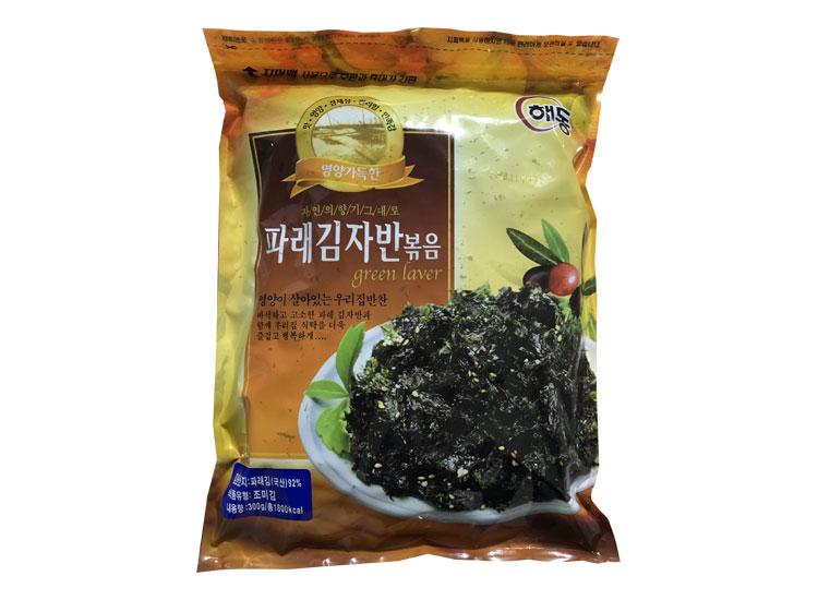 해동)파래김자반300g