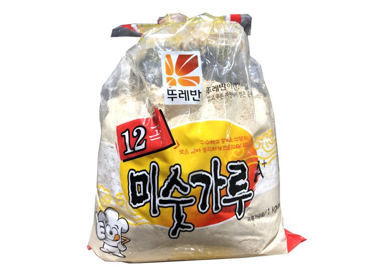 뚜레반)12곡미숫가루1kg